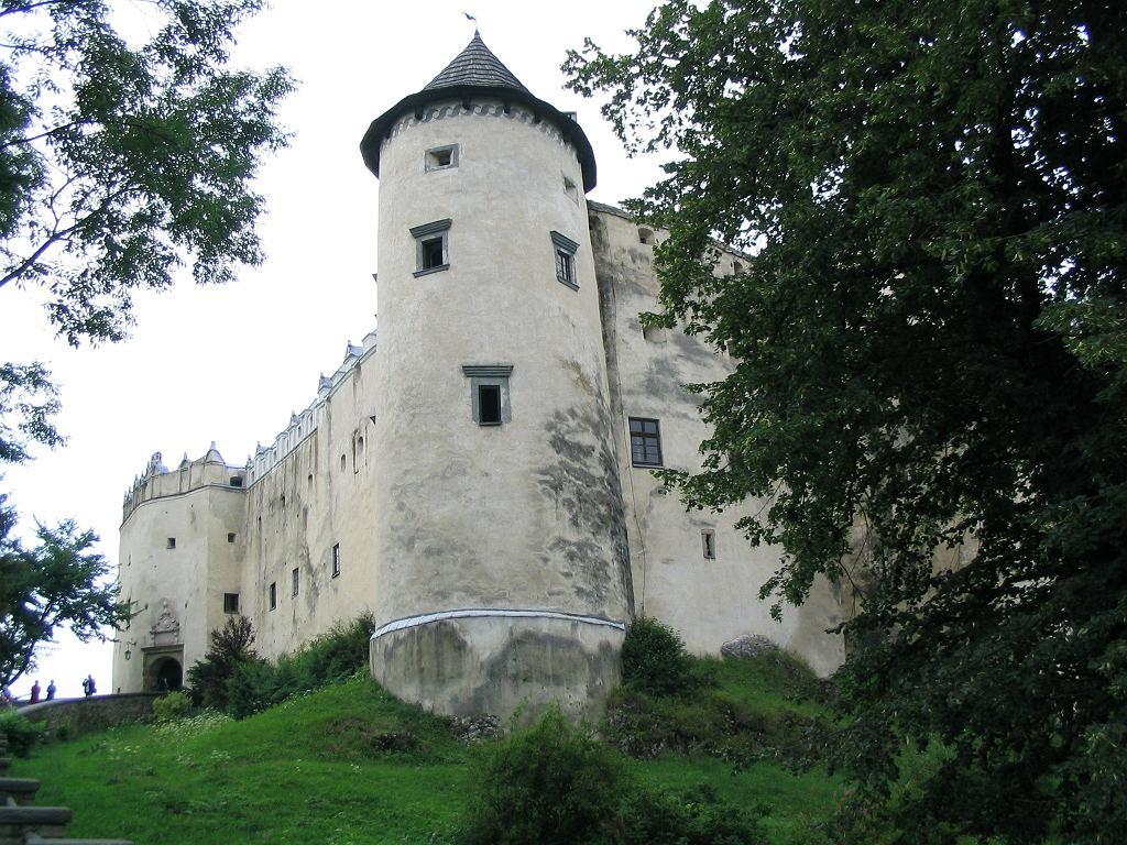Zamek w Niedzicy / Wikimedia CC BY-SA 3.0