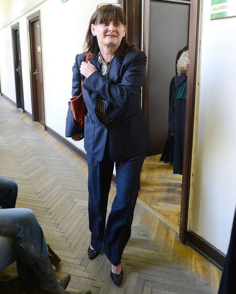 Małgorzata Żak.