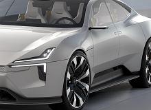 Oto elektryczny Polestar Precept rodem z przyszłości. Ma być wizytówką submarki Volvo