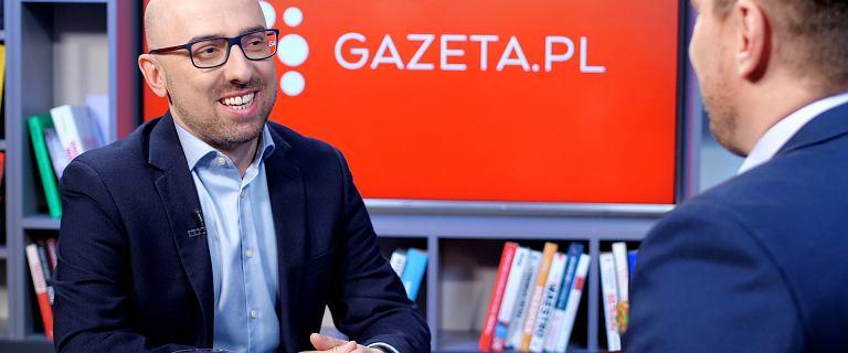Krzysztof Łapiński: Zawsze jest kalkulacja, że w roku wyborczym trzeba coś dać