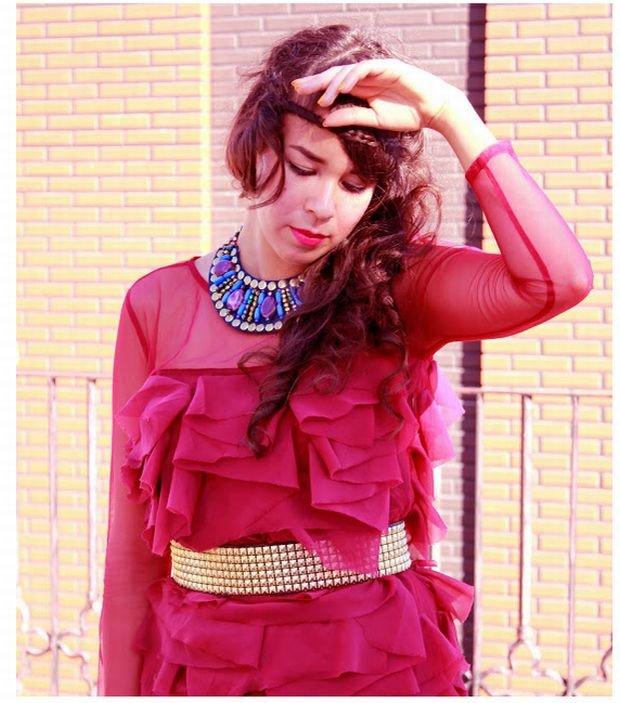 """Tamara Gonzalez Perea """"Macademian Girl"""""""