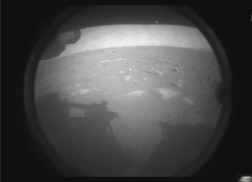 Mars w obiektywie Percy'ego