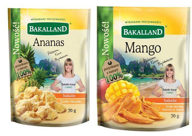 Ananas i mango Bakalland