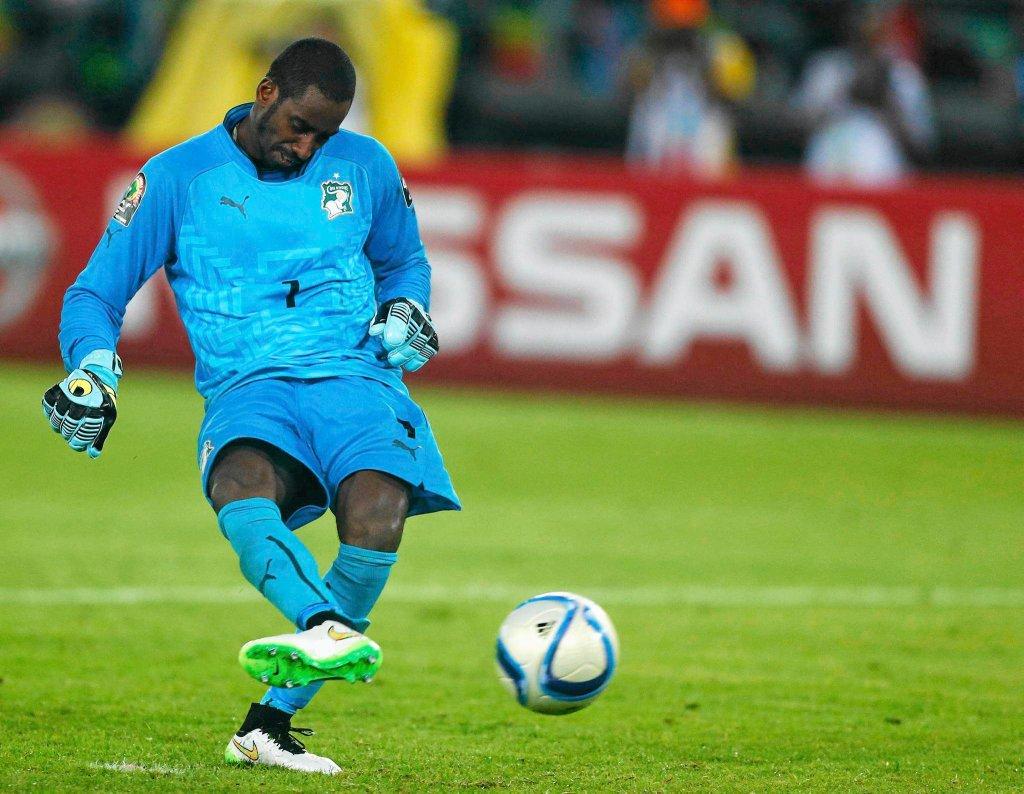 Boubacar Barry - bohater WKS