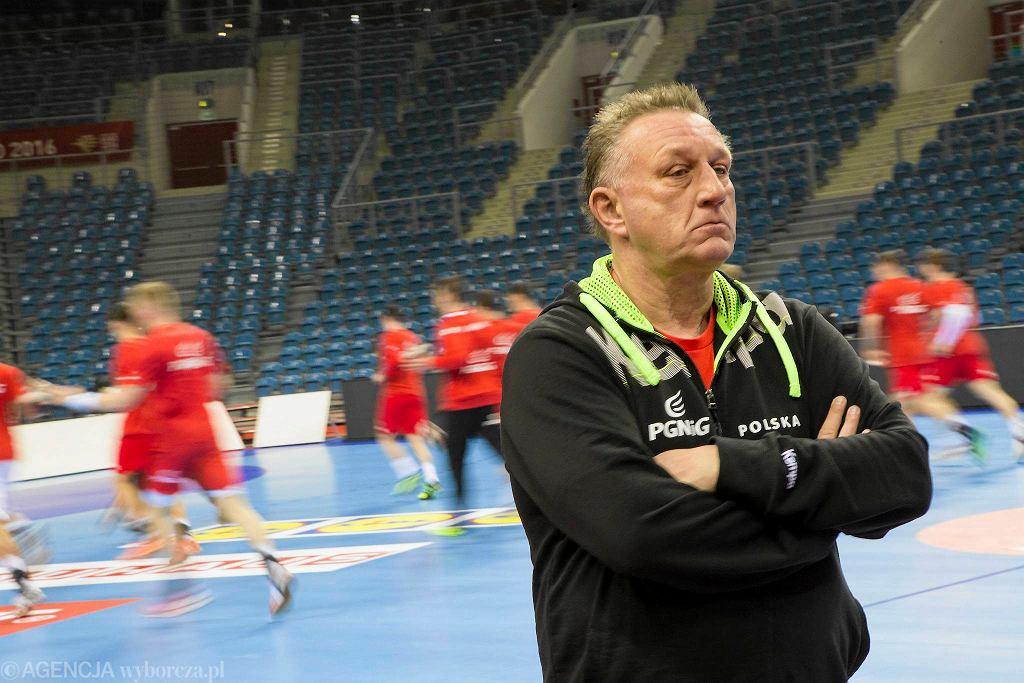Trener Michael Biegler