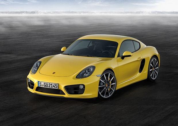 2012 LA Auto Show - Porsche Cayman