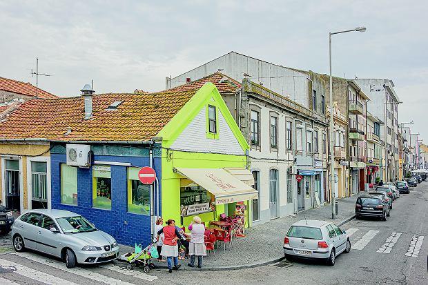 Dzielnica Matosinhos w Porto