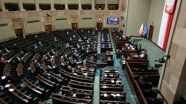 Sejm przyjął ustawę o ratyfikacji Funduszu Odbudowy. Zdjęcie ilustracyjne