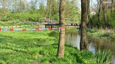 Zwłoki noworodka znalezione w rzece w Grabcu. To dziewczynka
