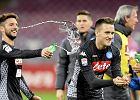 Liga Mistrzów. Włoskie media zachwycone grą Piotra Zielińskiego