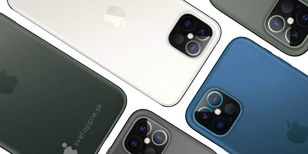 iPhone 12 - render