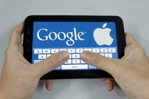 Pojedynek gigantów wygrywa Google, ale Apple depcze mu po piętach. Kto jest za nimi? Oto 20 największych marek na świecie