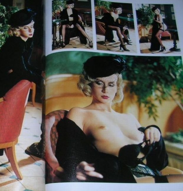 Ewa Gawryluk, Playboy, marzec 1997.