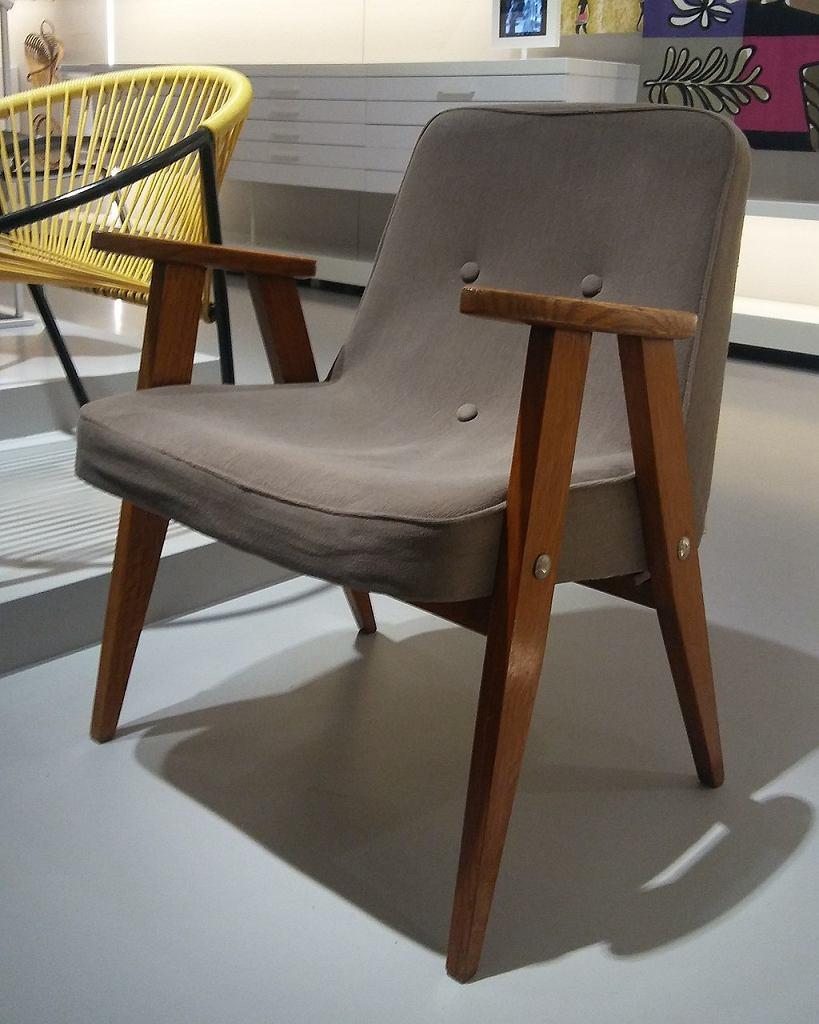 Fotel ery PRL-u