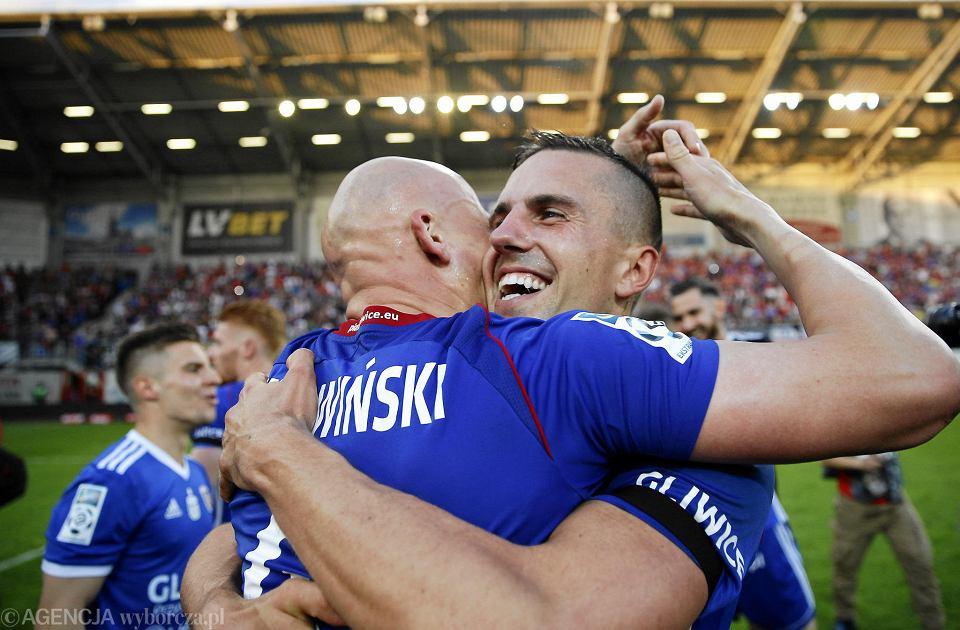 Piast Gliwice mistrzem Polski w sezonie 2018/19