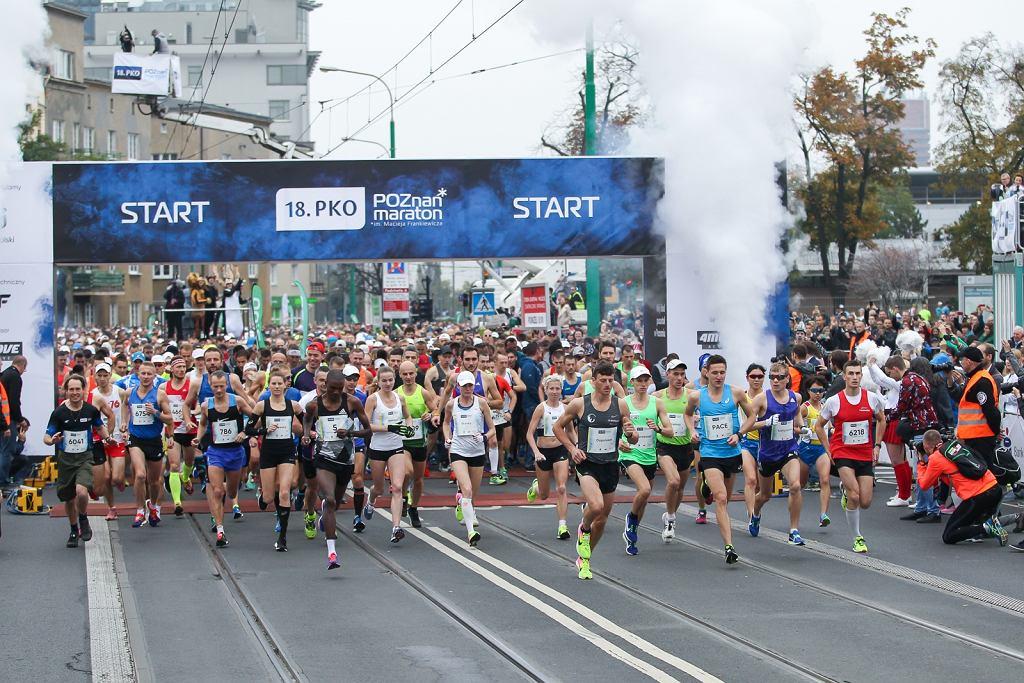 18. PKO Maraton w Poznaniu