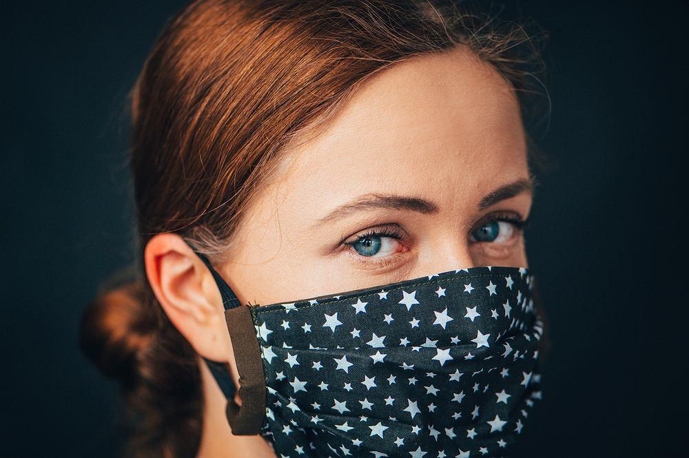 Koronawirus - z czego zrobić maskę?