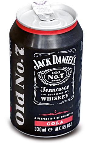 Testowane Matuszewskim: Wódka i spółka, testowane matuszewskim, kuchnia, Jack Daniel's & Cola