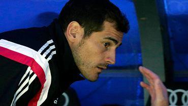 Rezerwowy Iker Casillas