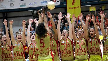 Ślęza Wrocław mistrzem Polski