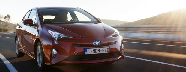 Toyota Prius IV | Pierwsza jazda |