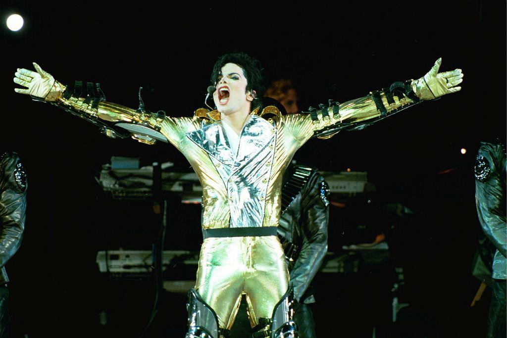 Koncert Michaela Jacksona w Polsce.