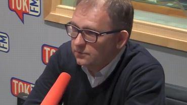 Krzysztof Dudek, członek KOD
