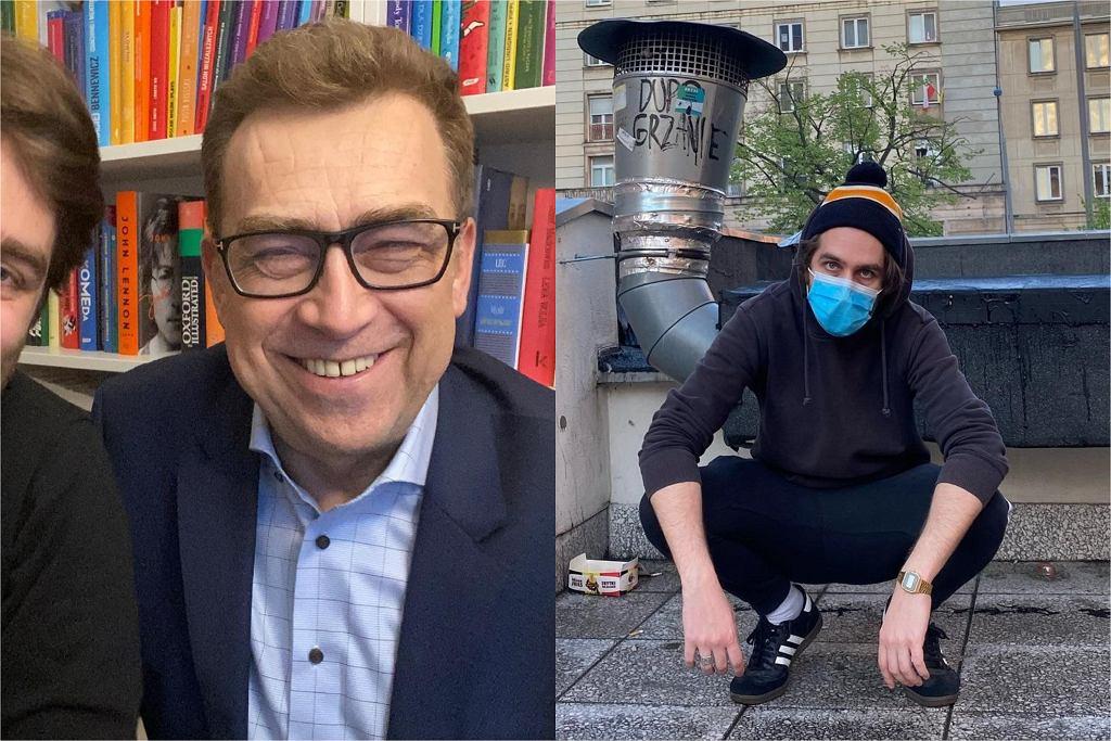 Maciej Orłoś, Antoni Orłoś