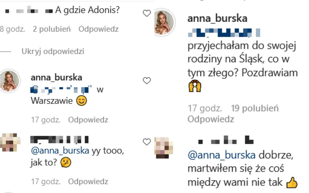 Anna Burska komentarze