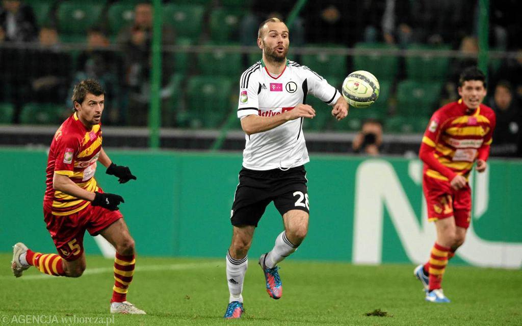 To nie był dzień Danijela Ljuboi, Serb grał dobrze, ale zabrakło mu skteczności