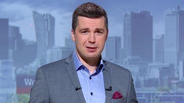 Michał Rachoń, prowadzący 'Woronicza 17'
