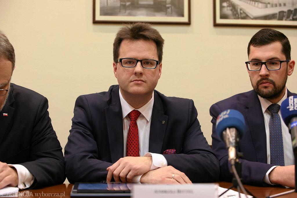 Andrzej Bittel, kandydat PiS do sejmiku mazowieckiego