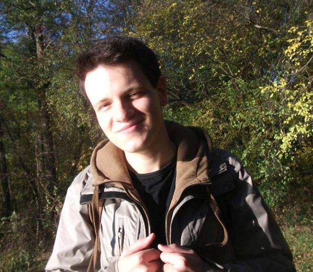Łukasz Sakowski przyznaje Biologiczną Bzdurę Roku (fot. Archiwum prywatne)