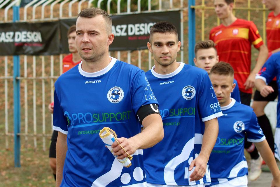 15 września 2018 r., trzecia liga: Stilon Gorzów - Ślęza Wrocław 1:4 (0:3)