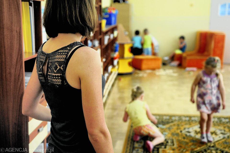Przedszkole w Olsztynie otwarte podczas wakacji