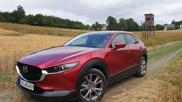 Nowa Mazda CX-30