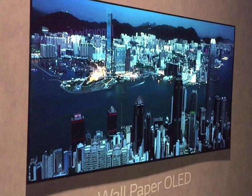 Prototyp telewizora LG