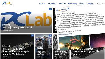 PCLab zamknięty. RASP stawia na Komputerswiat.pl