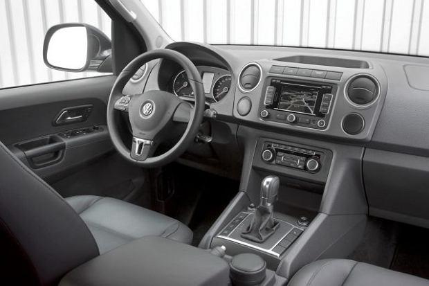 2012 Volkswagen Amarok