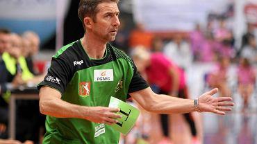 Trener MKS Selgros Neven Hrupec
