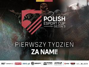 Profesjonalna drużyna R6S z kolejnym zwycięstwem w Polish Esport Cup!
