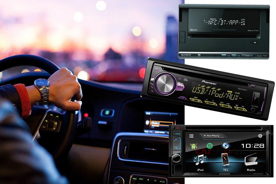 Nowoczesne radia samochodowe