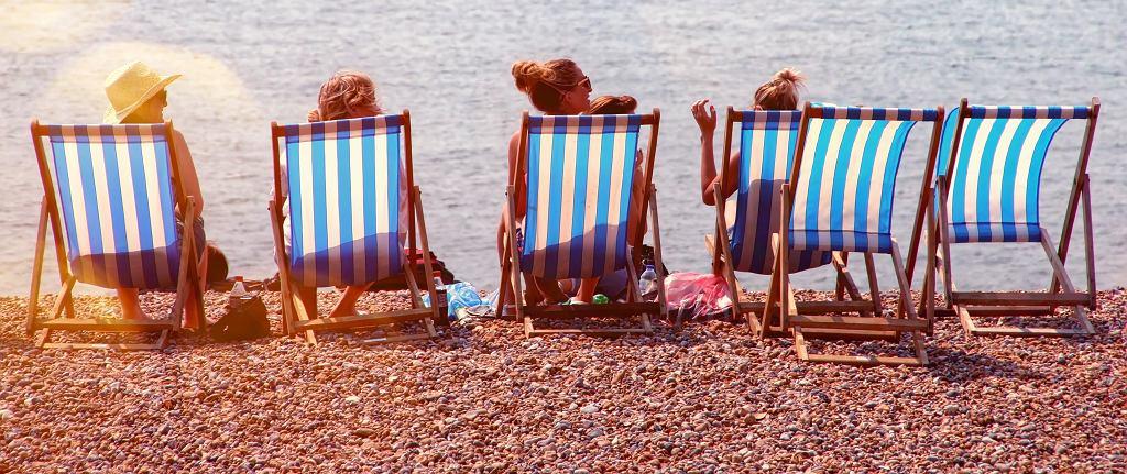 Odpowiednie zachowanie na plaży