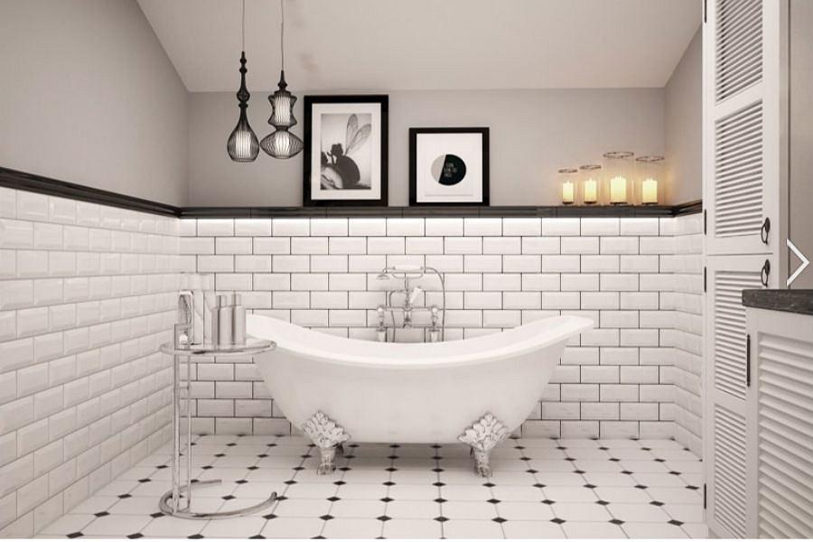 Płytki łazienkowe Najpiękniejsze Propozycje