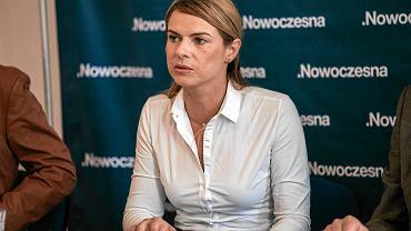 Joanna Schmidt, posłanka Nowoczesnej