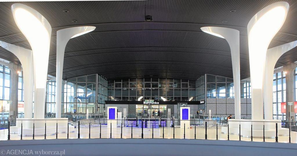 Antresola Dworzec centralny
