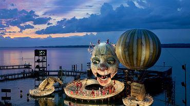 'Rigoletto' Giuseppe Verdiego z festiwalu w Bregencji będzie można zobaczyć w wakacje w Parku Oruńskim. Organizatorem pokazu jest Instytut Kultury Miejskiej
