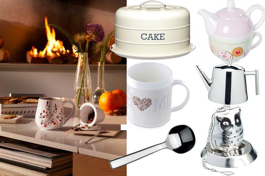 Herbata zimowa - z pomarańczą i imbirem