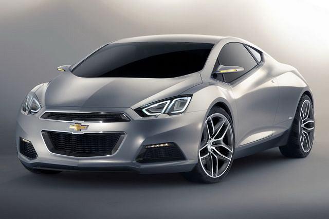 Chevrolet Code 140S Concept