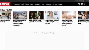 'Fakt' wprowadza płatną subskrypcję w wersji internetowej